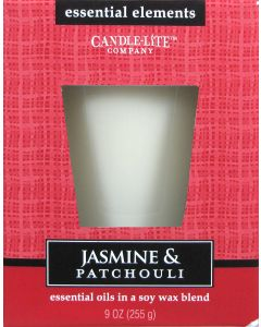 Essential 9 oz/255g Jasmine & Patchouli
