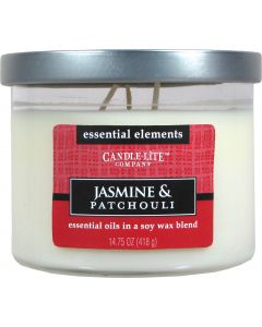 Essential 14,75 oz/418g Jasmine & Patchouli