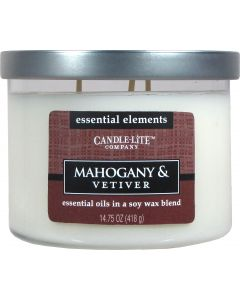Essential 14,75 oz/418g Mahogany & Vetiver