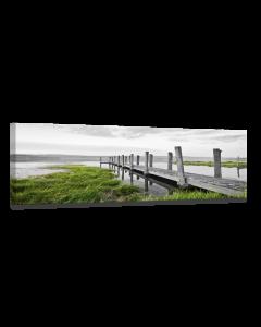 Tavla Canvas 32x100 Pier 1