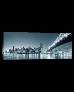 Tavla Canvas 32x100 Manhattan