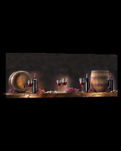Tavla Canvas 32x100 Wine
