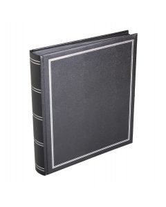 Album Emerald 500 Svart  Svarta pergamyn blad