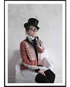 Poster 50x70 Patricija Dacic Circus