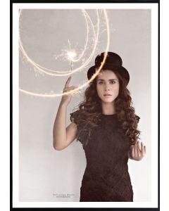 Poster 50x70 Patricija Dacic Magic