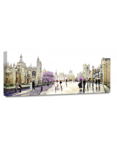 Tavla Canvas 60x150 Cambridge