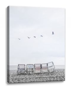 Tavla Canvas 50x70 Sunbed