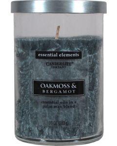Essential 10 oz/283g Oakmoss & Bergamot