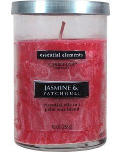 Essential 10 oz/283g Jasmine & Patchouli