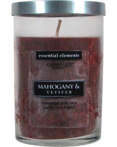 Essential 10 oz/283g Mahogany & Vetiver