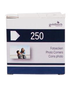Goldbuch Photo corners 250 display 24 boxes