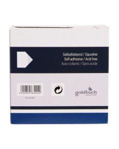 Goldbuch Photo corners 500 display 24 boxes