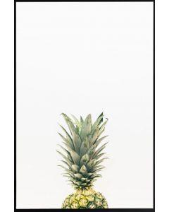 Poster 30x40 Green Pineapple (planpackad)
