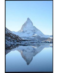Poster 50x70 N26 Matterhorn Färg (planpackad)